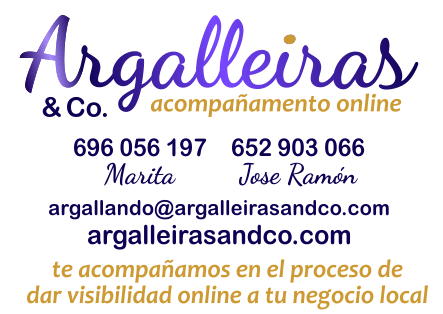 Estrategia digital para negocios locales Argalleiras and Co