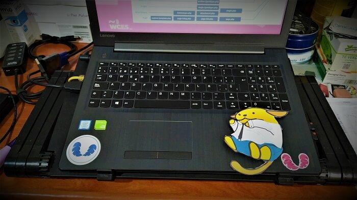 OKAERI en mi ordenador