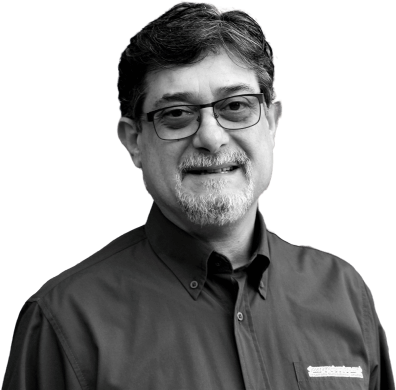 Jose Ramón Bernabeu - Foto en blanco y negro
