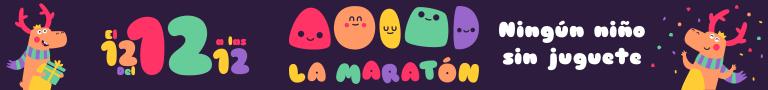Maratón solidaria sobre marketing digital
